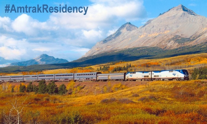 #AmtrakResidency Program Now Accepting Applications