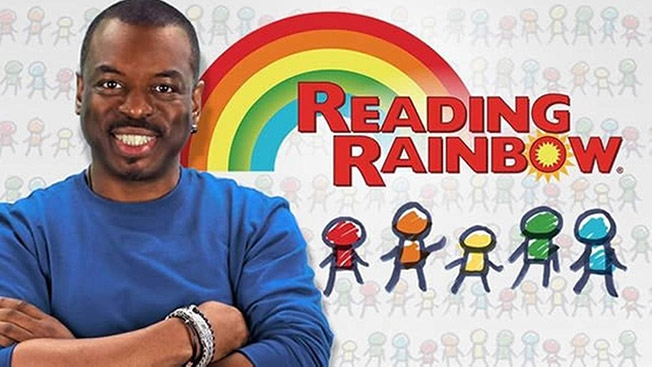 LeVar Burton Gets $2MM Via Kickstarter to Bring Back Reading Rainbow
