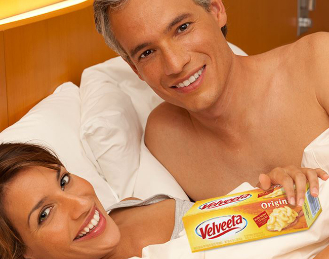 Velveeta's Social Is Insane And People Are Eating It Up! (Sorry)
